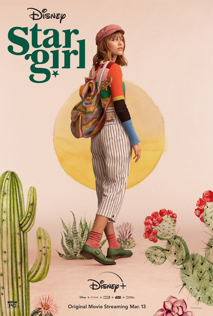 Image result for stargirl movie poster