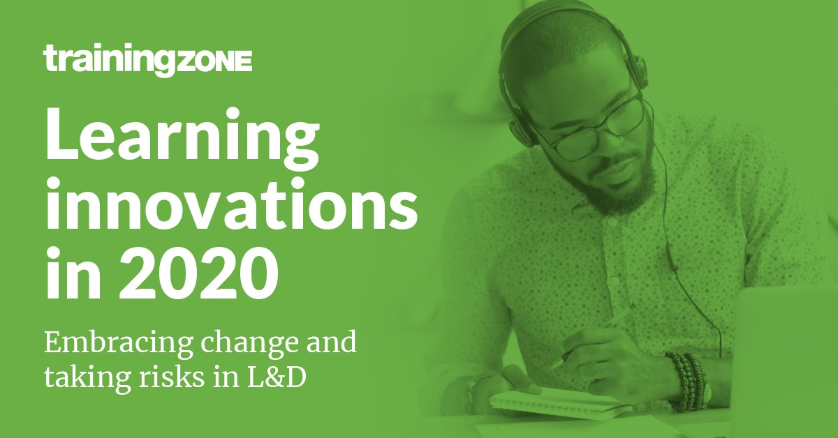 Innovation in L&D is sometimes – but not always – about sparkling new technologies. Explore our new hub for ideas on how to be more innovative in learning... buff.ly/36VY3fo #learning #innovation