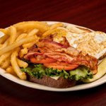 A fan favorite! Our famous Brooks BLT is back for a limited time only! Don't wait, stop in & try one today!