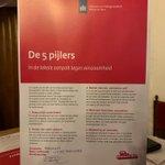 Image for the Tweet beginning: Wethouder @corinebronsveld tekent namens #maassluis