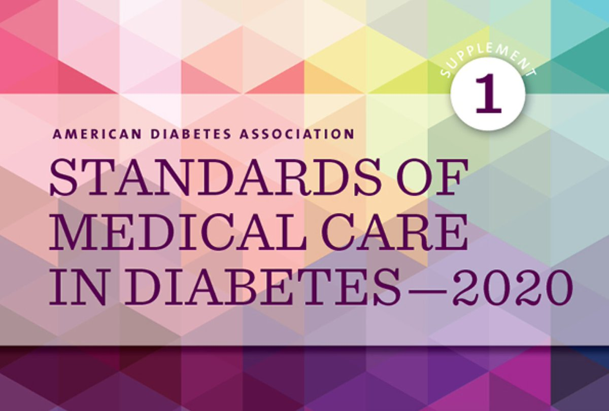 test Twitter Media - Did you know that the @AmDiabetesAssn (ADA) made important updates to its 2020 Standards of Medical Care? Learn about the new therapy and technology recommendations here: https://t.co/5g0frRN0W3 #diabetes https://t.co/SQli670crc