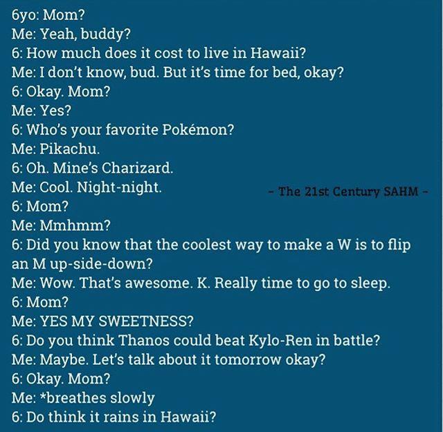 Every. Single. night. #bedtimewoes @21stcenturysahm  #mommydiaries #momlife #momsofinstagram #momcomic #mommyblogger #instamoms #momof2 #2under6 #motherhustler #motherhoodthroughinstagram #motherhood #motherhoodunplugged #instamom #momsofig #momswithcameras #motherhoodinther…pic.twitter.com/n3Lvo1ghO2