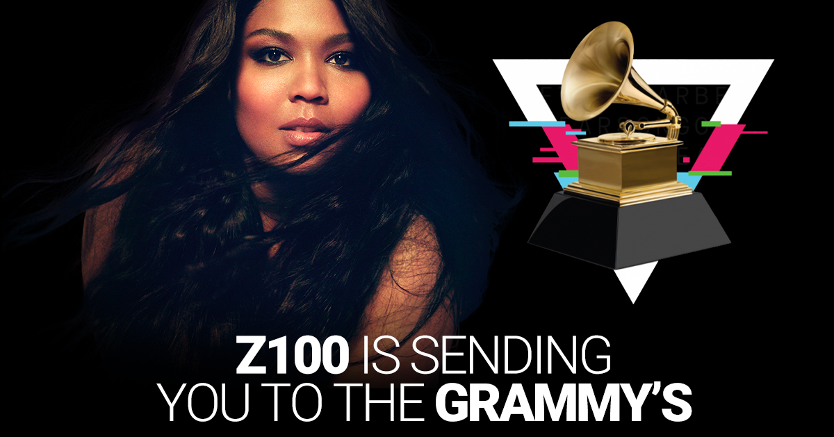 .@lizzo called and wanted us to help her get YOU + a friend to the #Grammys 🤩🤩🤩  Enter here for your chance: https://t.co/6mfpNvUviM https://t.co/7A3HBihBYz
