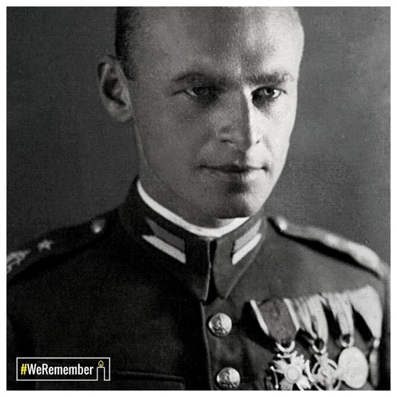 In 1940, Polish Army Officer Witold Pilecki deliberately entered the Auschwitz concentration camp as a prisoner to gather intelligence about the crimes committed there. His mission lasted almost 3 years. Executed by the communists in 1948.