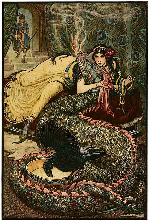 @MelanieJaxn's photo on #folklorethursday