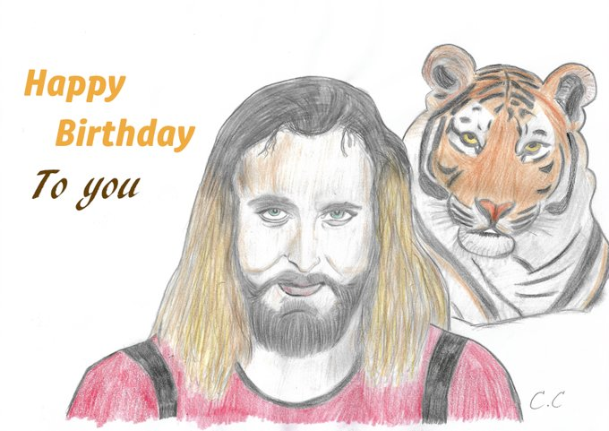 Happy Birthday to you Mr. Kabir Bedi with much luck and healthy...May all your wishes come true