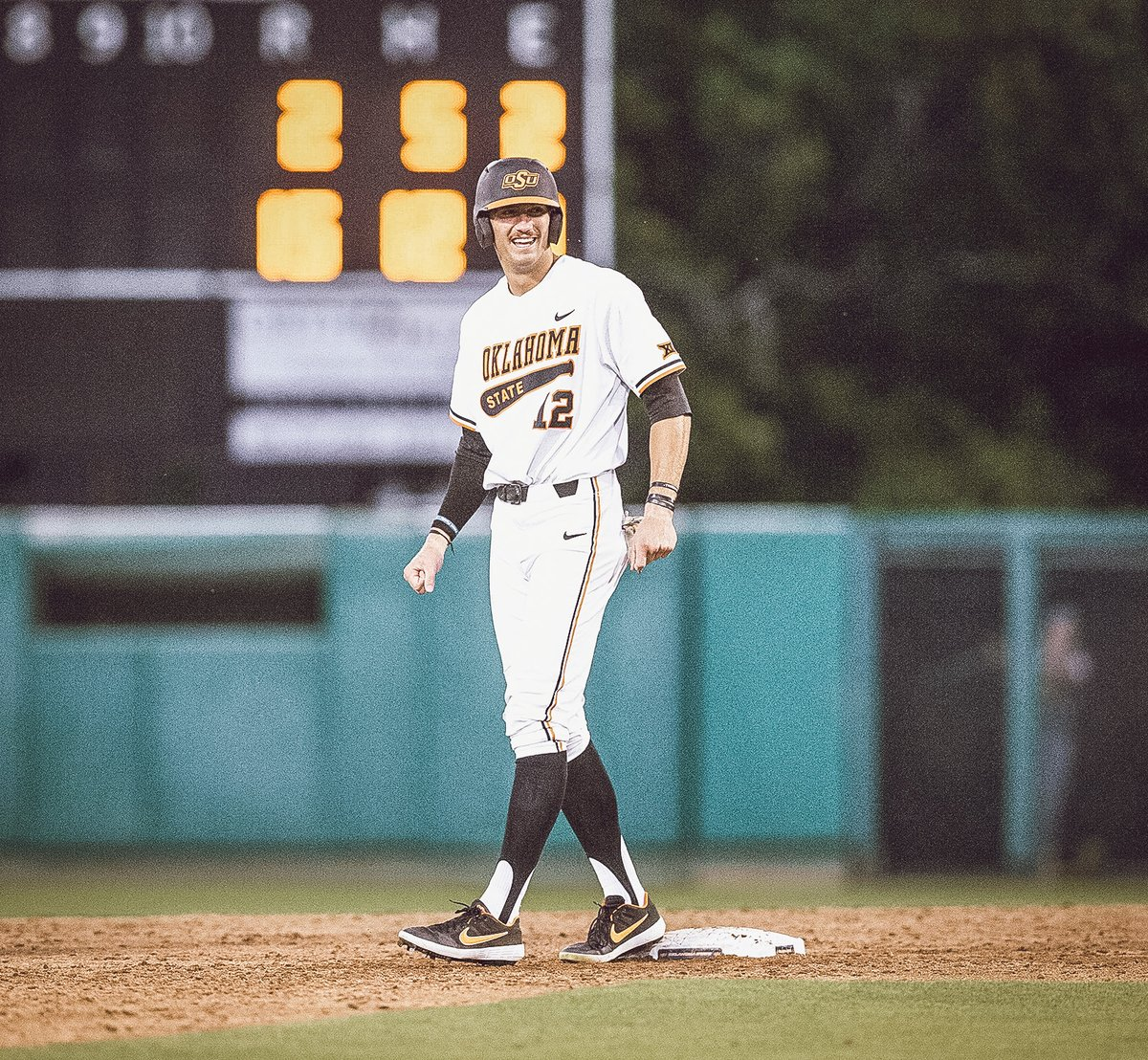 DYK: Cowboy Baseball's  All-Big 12 selections are the most of any program in the conference's history #GoPokes #okstate<br>http://pic.twitter.com/c8FBF6s85a