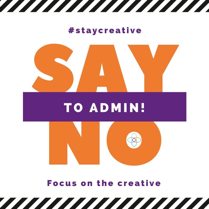 Set a New Years resolution to be more focused? Achieve more?  Stay true to yourself?  Say NO to admin and get a PA and Bookkeeper to help. http://ow.ly/4zsA50xPheq   #staycreative #virtualassistant #bookkeeper #financeadmin #outsource #saynotoadmin #worksmarternotharderpic.twitter.com/Ph8h831LX6