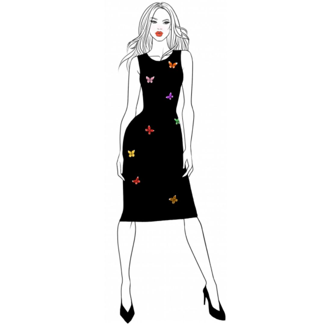 Nashira Style Butterflies Pencil Dress  You welcome in our website: https://buff.ly/2NrIaFF . . #pencildress #checkeddresstoimpress #checkedprint #mididress #newin #officeoutfit #officeoutfitoftheday #ootd #fashiondesigner #fashiondesign #vintagestyle #tagsta #modelingpic.twitter.com/hoEOOqlUQX