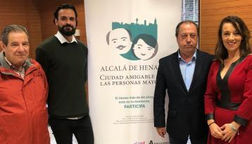 """test Twitter Media - 🤝@GrupoAmavir colabora en el proyecto de """"Ciudad amigable con las #PersonasMayores"""" del Ayuntamiento de Alcalá de Henares @AytoAlcalaH , para trabajar en 8 áreas. Más info en https://t.co/PYdsF4tvxp https://t.co/upSy5UKEbn"""
