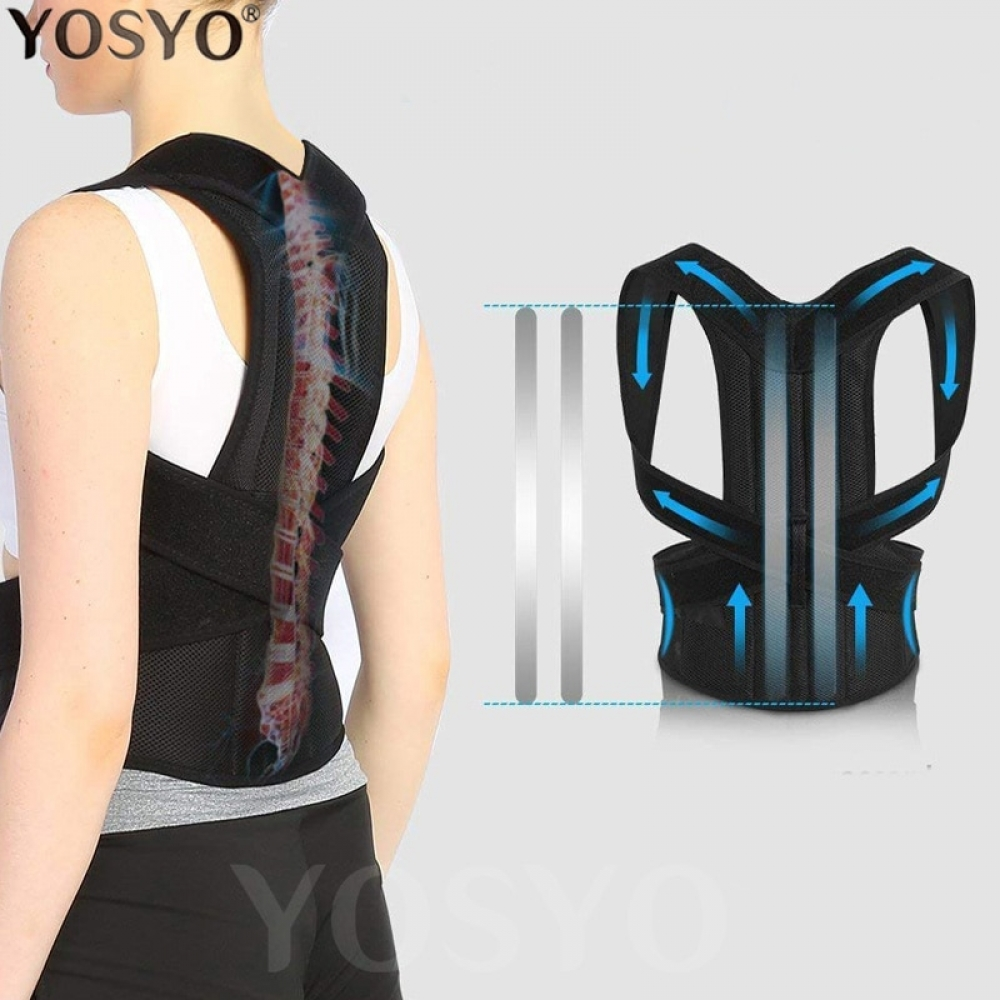 #beautymakeup #beautyphotography Posture Corrector for Men and Women Back Posture Brace Clavicle Support Stop Slouching and Hunching Adjustable Back Trainer https://thebeautyflows.com/posture-corrector-for-men-and-women-back-posture-brace-clavicle-support-stop-slouching-and-hunching-adjustable-back-trainer/…pic.twitter.com/L2T3otXXte