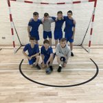 Image for the Tweet beginning: Our Y8 Handball team are