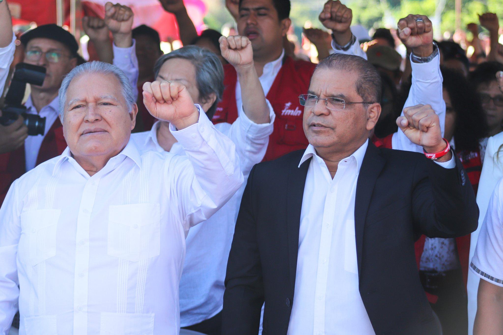 FMLN fue fundamental para lograr Acuerdos de Paz