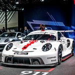 Image for the Tweet beginning: The @Porsche 911 RSR is