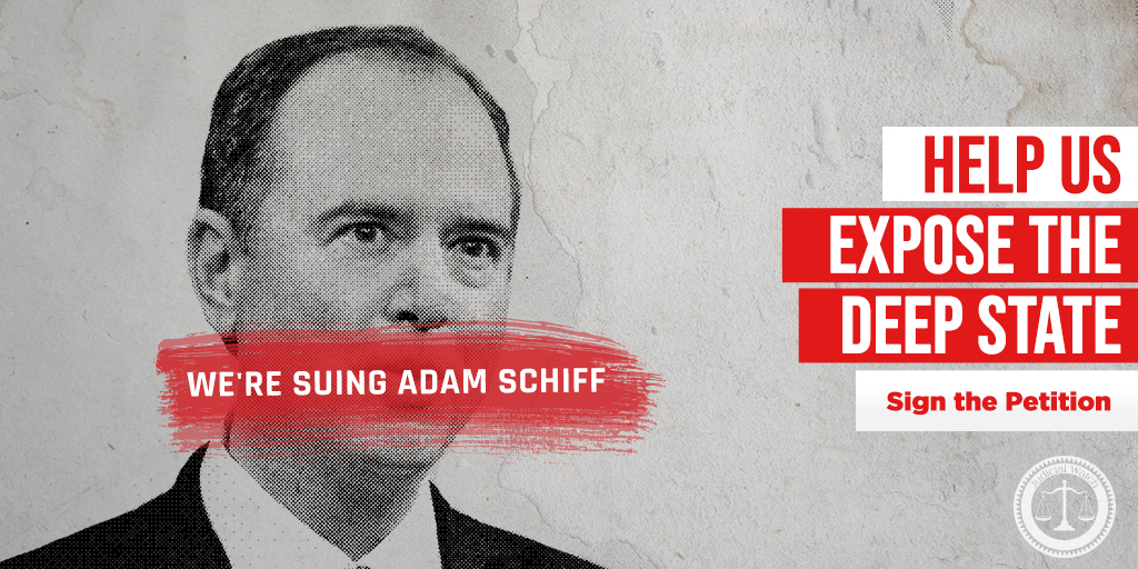 Judicial Watch is in federal court trying to uncover the controversial secret subpoenas issued by Rep. Schiff & the House Intel Committee for phone records, including those of Rudy Giuliani, @realDonaldTrump's lawyer. Sign now to show your support: jwatch.us/6FrnTQ