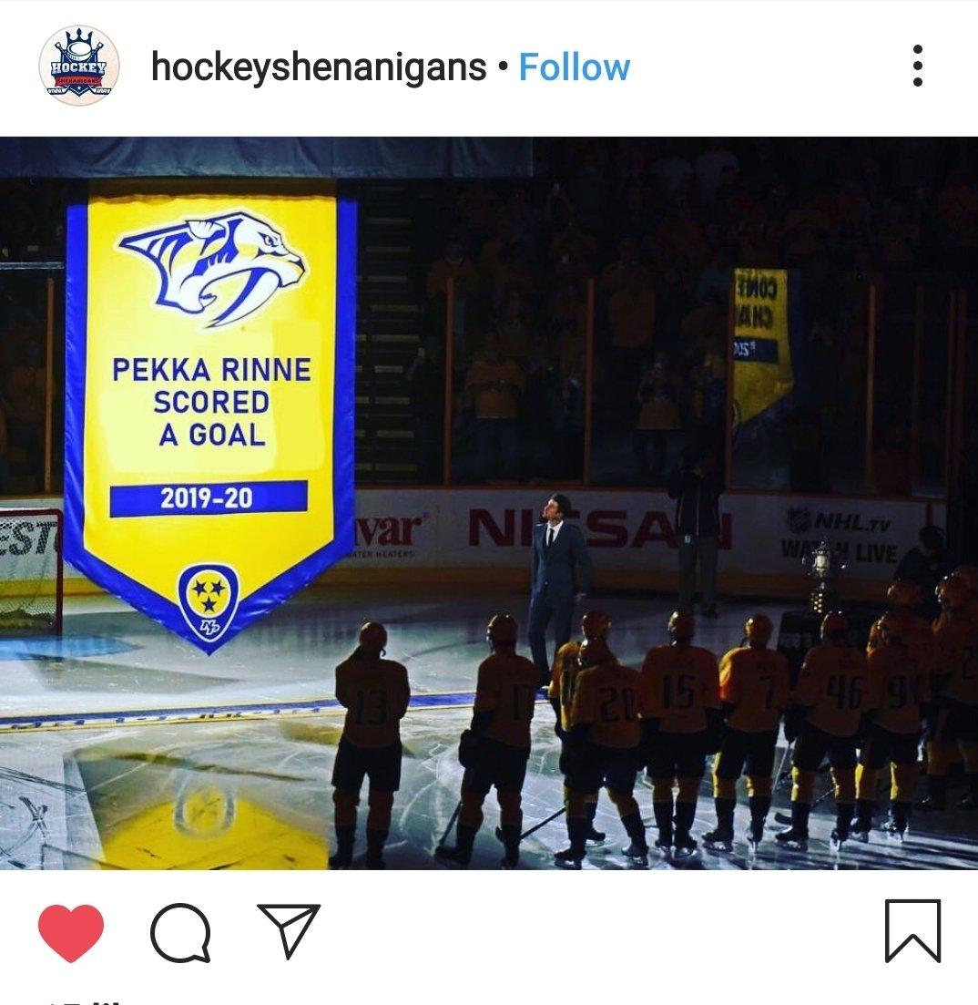 Don't mind me. I'll just be over here watching videos of Pekka Rinne's goalie goal on repeat. #hockeytwitter  #preds  #pekkarinne #goaliegoal #LETSGOPREDS #letsgetanotherbanner<br>http://pic.twitter.com/0hm7qHIlIK