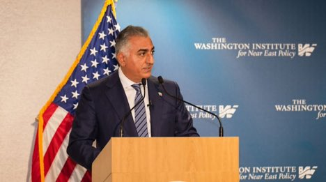 As an Iranian, I support Prince Reza Pahlavi until the fall of the regime and free elections.  He is my representative.#PahlaviRepresentsIranians