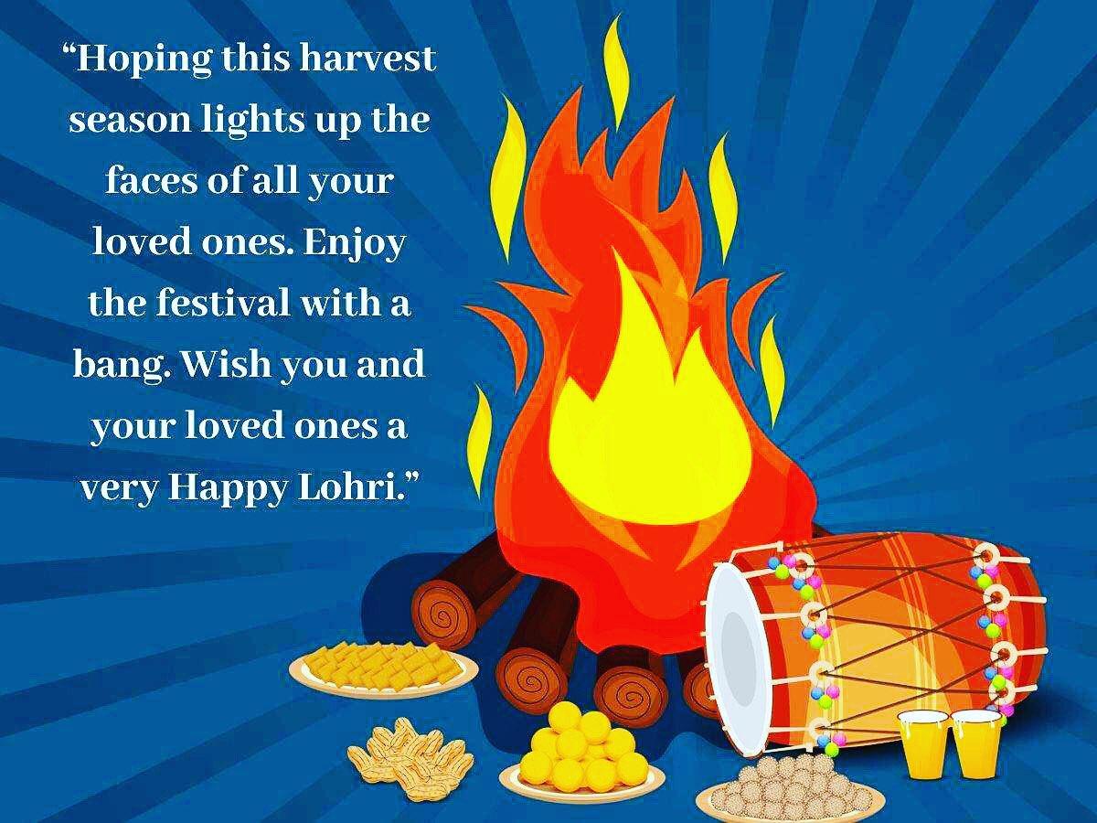 Happy Lohri #saag #Lohri2020 #Lohri pic.twitter.com/YlhrrhyrYG