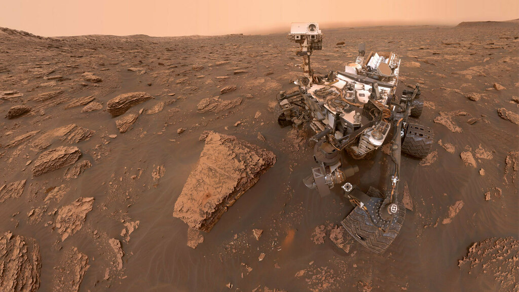George McInerney's mars image of the day<br>http://pic.twitter.com/10ZnpfayCQ