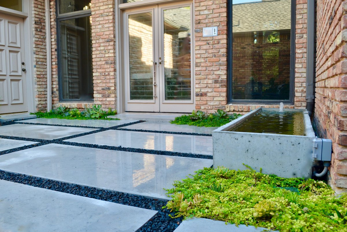 Winter is a great time to add or upgrade #hardscape details in your landscape. Replace cracked and weathered concrete with rock, brick or #pavers. Add beautiful accents with natural #stone or the clean lines of a modern pergola.pic.twitter.com/miCT6bTMxz