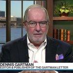 Image for the Tweet beginning: Dennis Gartman: If I had