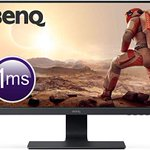 Image for the Tweet beginning: BenQ GL2580HM 24.5 Inch FHD