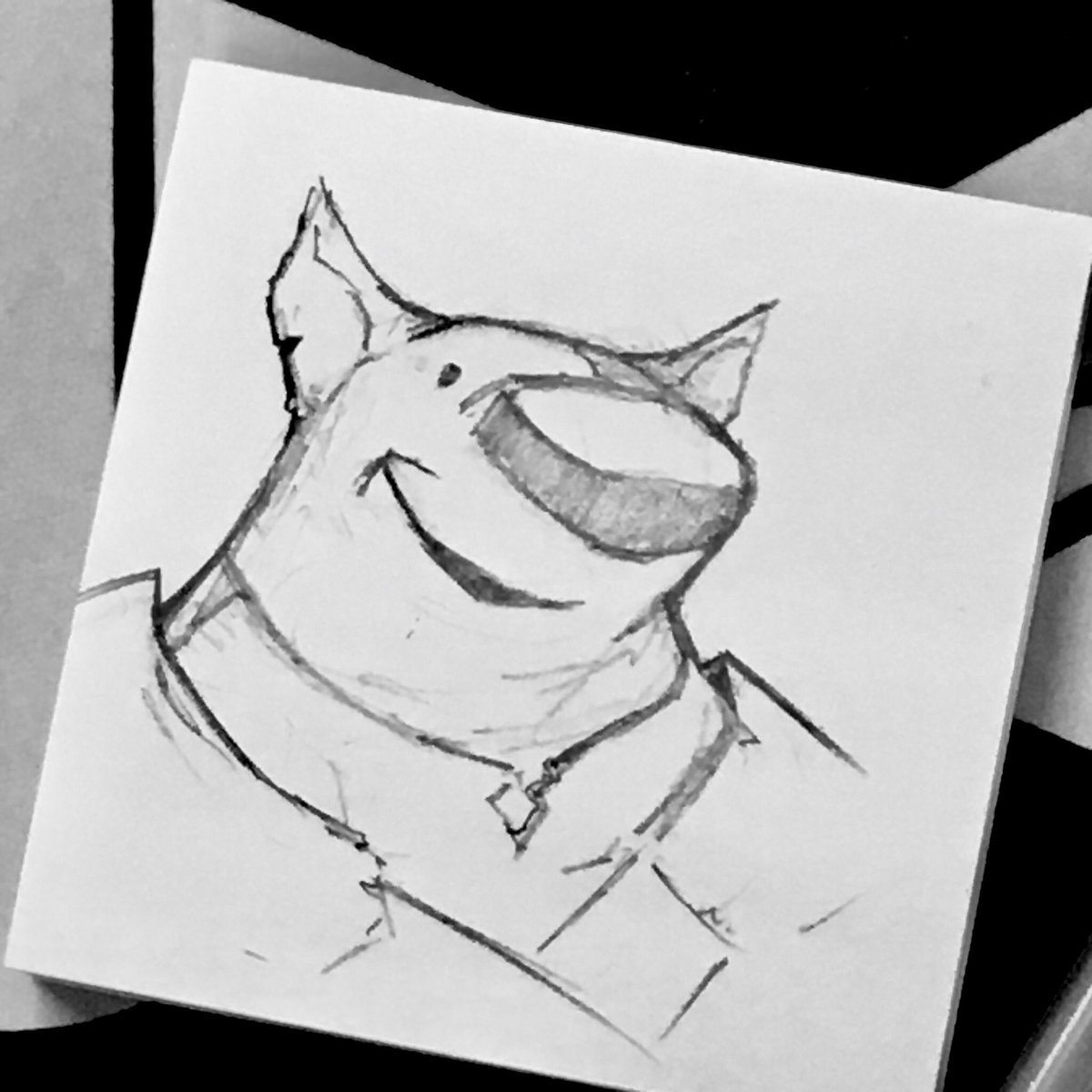 Hey there, Pup! Moving this story along a panel at a time. #wip #sketches #sketch_daily #doodles #dailydoodles #drawings #webcomics  #comics #comicart #art #wipart  #sketch pic.twitter.com/MSZrTEaxKq