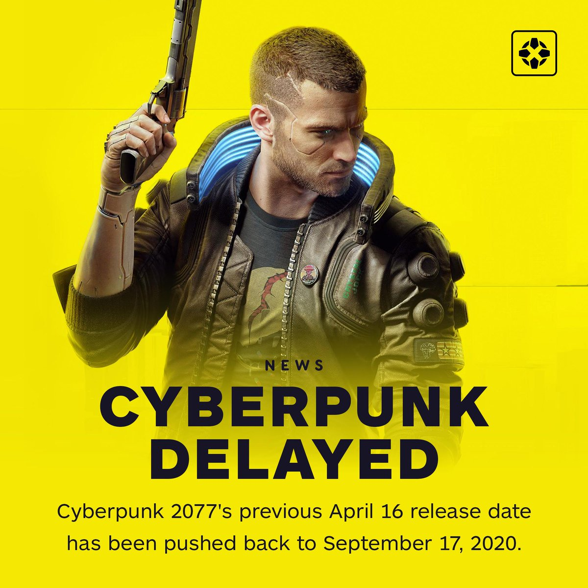 "Go back to sleep, samurai: CD Projekt Red says it's taking this extra time to polish Cyberpunk 2077 and make it their ""crowning achievement for this generation."" <br>http://pic.twitter.com/m6E6tNE2jy"
