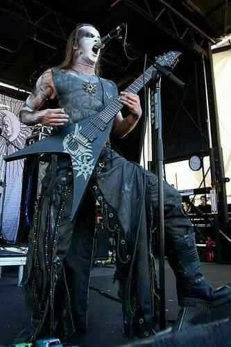 Nergal (Behemoth) #blackmetal <br>http://pic.twitter.com/tfTtNfyGI1