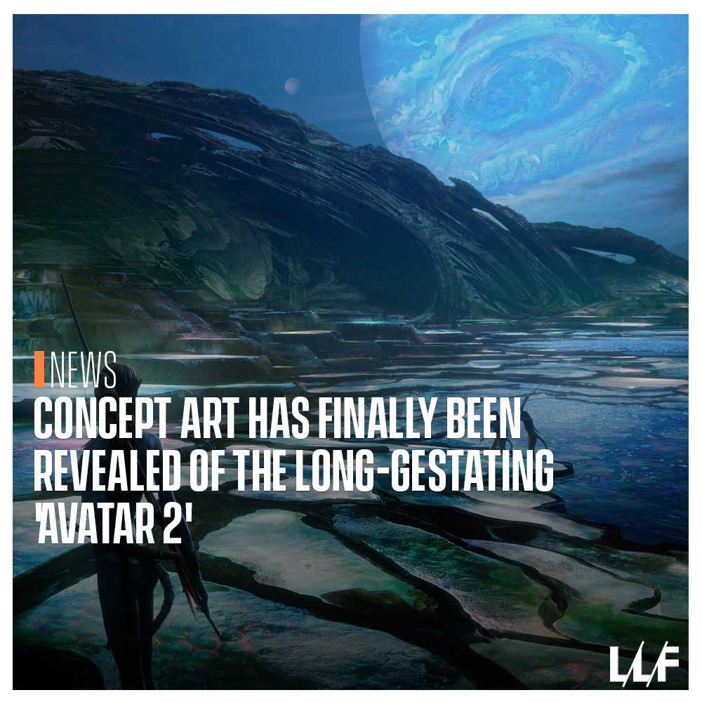 Gorgeous sneak peeks at concept art from 'Avatar 2', along with a Mercedes-Benz electric concept car inspired by it, give us something to hold onto until 2021. https://wp.me/p7Jqt4-8Cn  #llf #culture #avatar #avatar2 #art #conceptart #jamescameron #scifi #sciencefiction #newspic.twitter.com/xMcFi4PSf9