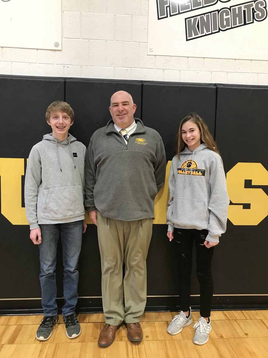 Congratulations to 8th Graders Ava H and Conlan C who have been selected as the IPA John Ourth Student Recognition based on their character and dedication to their education. #WeArePC