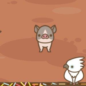 なんか可愛いの育ってる💖【ようとん場MIX】本格豚育成ゲーム 豚を育てて出荷しよう #ようとん場MIX #yotonmix