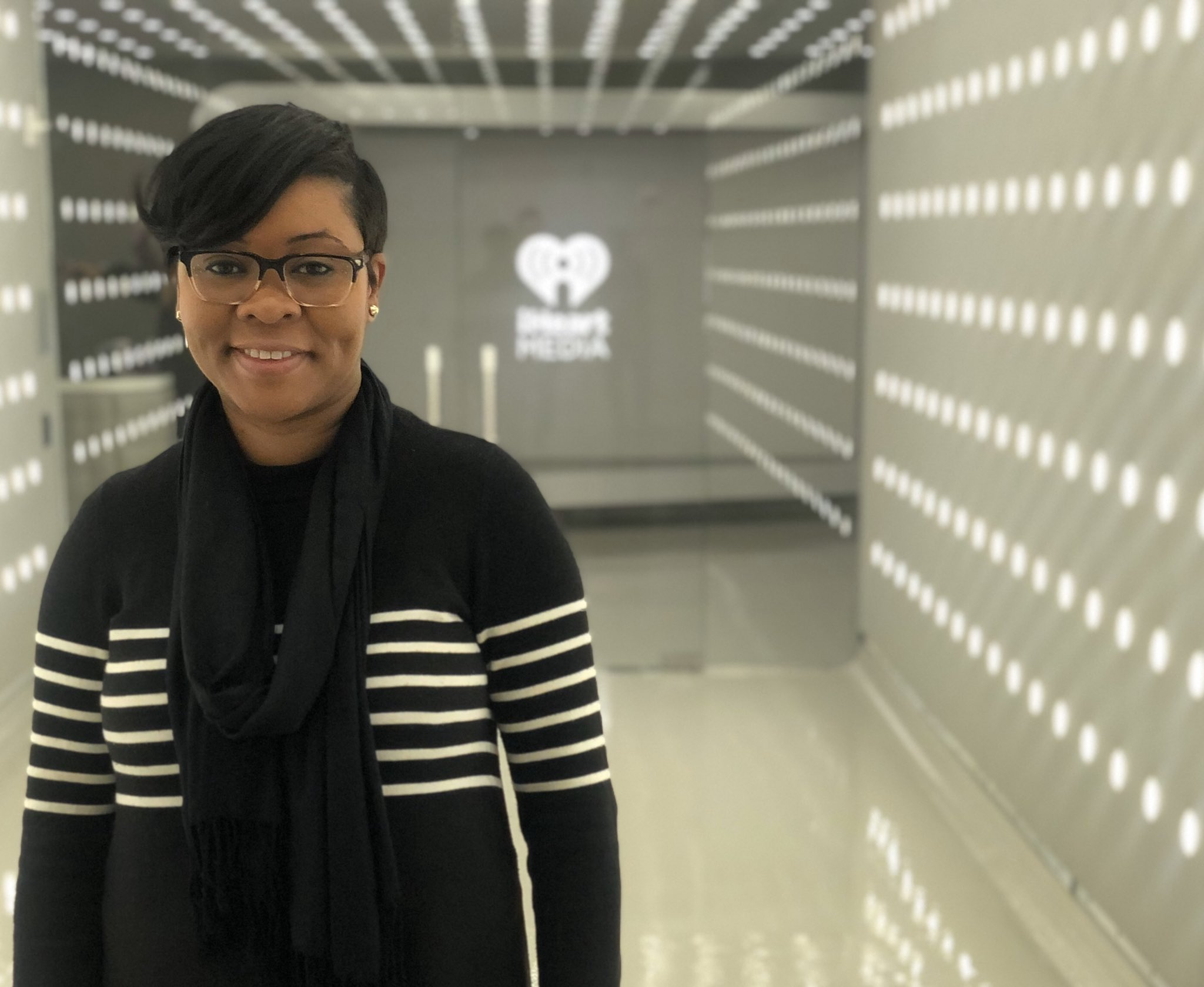 "Jalisa Washington-Price on Twitter: ""NEWS: Excited to announce I've joined the @iHeartMedia family as VP, Political & Advocacy. Ready for the new journey.… https://t.co/YV3czgB2Uv"""