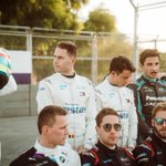 When you realise that it is Thursday already and you didn't plan your  #ThrowbackThursday posting yet. 🙈 All about improvisation, right? 😜  #SantiagoEPrix  #wedrivethecity #drivenbyEQ #ABBFormulaE #FormulaE