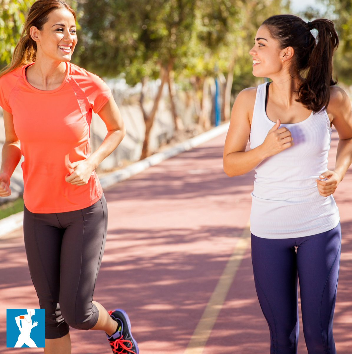 Share your workouts with your friends on Facebook, Twitter or even by e-mail! You can even add personal notes to the posts right from our app!  Download the RT app today:  #RunningTrainer #LetsRun
