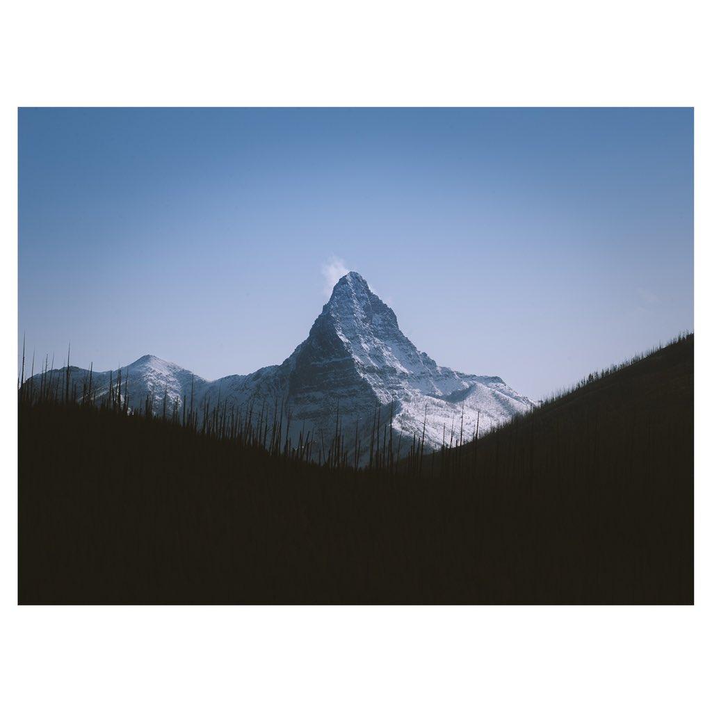 Montana's unofficial Matterhorn <br>http://pic.twitter.com/BJD9fvKLfN