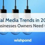 Social media is constantly changing, and with 2020 marked as the year of massive change you'll need to be prepared. Check out these 2020 social media trends to get started: https://t.co/fVqmXmpl2U Thanks to  @RainPointOfSale and @SmartInsights for the insightful data and info!