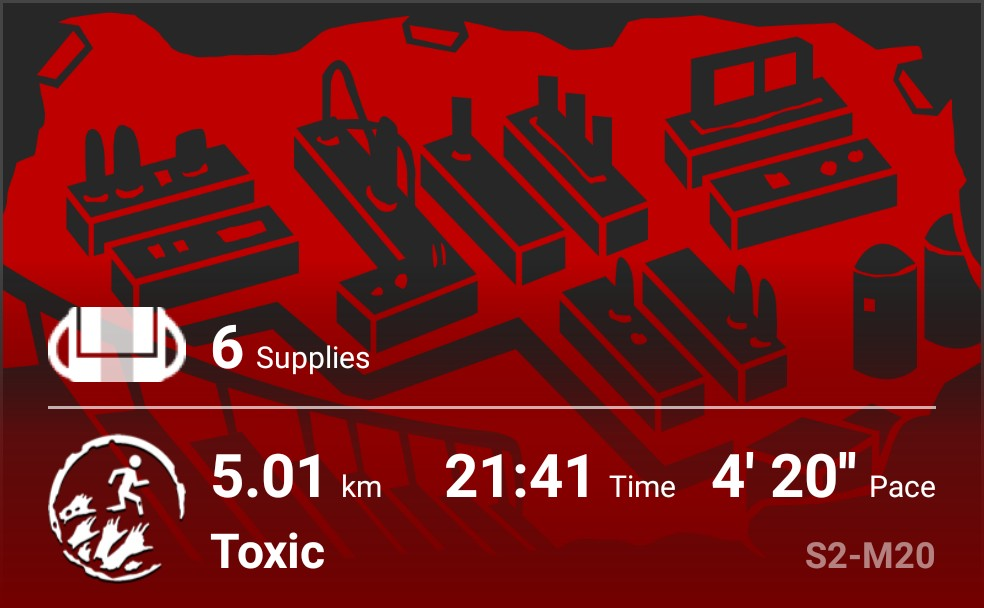 Learned a little more about Project Greenshoot... between the hallucinations #zombiesrun <br>http://pic.twitter.com/SJC4uhyPM8