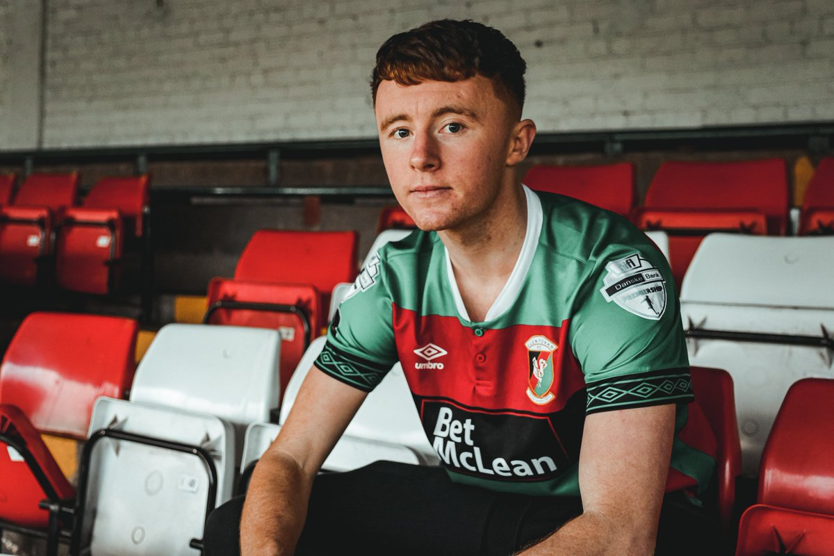 DONE DEAL   Glentoran Football Club are delighted to announce the signing of Caolan Marron from Glenavon!!  https://www.glentoran.com/news/glens-swoop-glenavon-duo… #TimeToClimb pic.twitter.com/sFH6FuGqgq