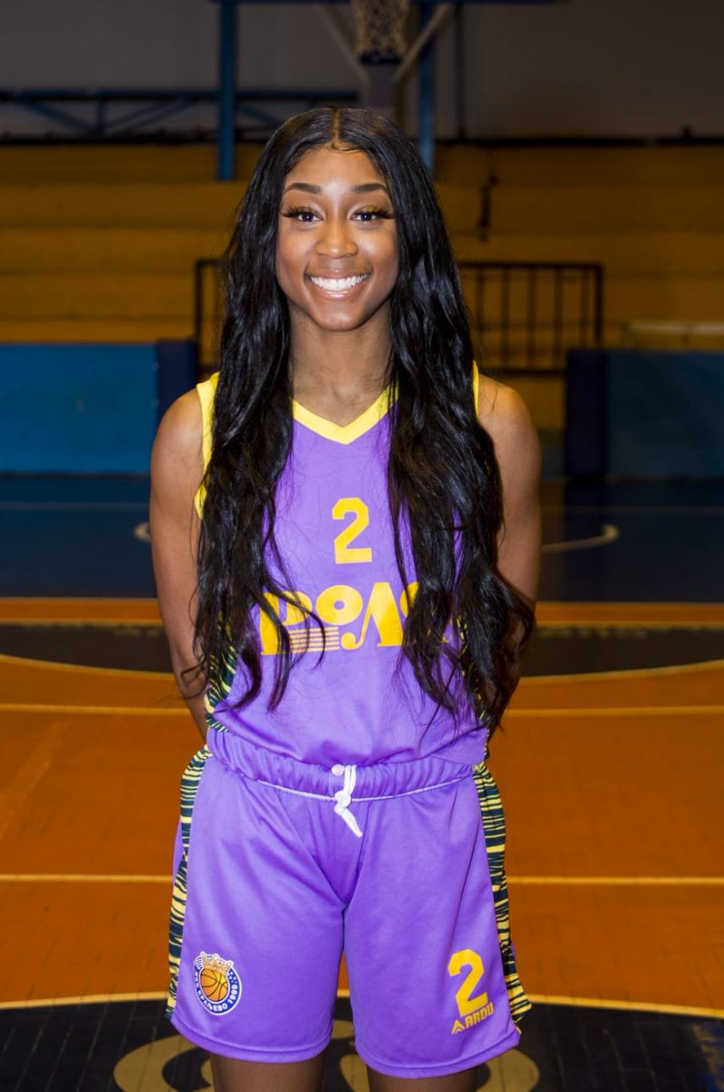 It's still insane how the WNBA has 0 HBCU players on its rosters.  Shakyla Hill from Grambling State is a no-brainer talent that deserves a shot. She had 2 QUADRUPLE DOUBLE GAMES while averaging 15.7 points and 7.2 rebounds.  Hill is currently playing in Serbia for ZKK Kraljevo. <br>http://pic.twitter.com/zYs53eTxp6