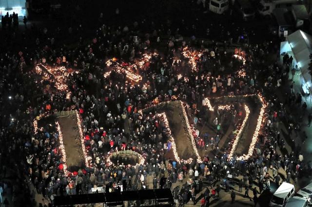 震災から丸25年 午前5時46分に祈りへ: #神戸新聞 #阪神淡路大震災 #東遊園地