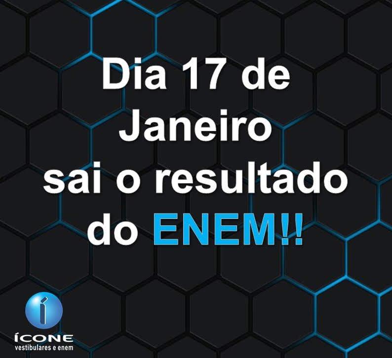 Amanhã sai o resultado do Enem! Veja como utilizar a sua nota no SiSu que começa dia 21.https://iconevestibulares.com.br/sisu-2020-fique-por-dentro/… . Sua nota do Enem vale desconto na Ícone. Fale com a gente! #enem #vestibulares #unicamp #fuvest #unesp #campinas #iconevestibulares #sejaícone você também!!! pic.twitter.com/AbxT2Pjt2g