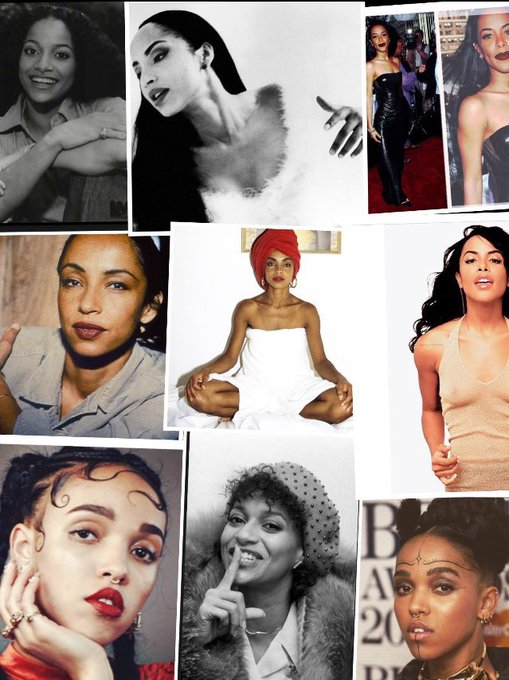 Happy Birthday to the 4 Queens: Sade, Debbie Allen, FKA Twigs & Aaliyah.