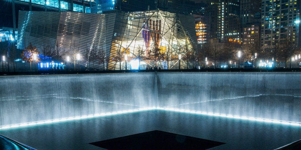 """What the heart has once known, it shall never forget.""–Unknown #911Memorial #911Museum"