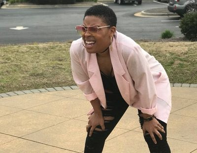 Everyone trying to see the resemblance to Anthony Joshua #loveisland