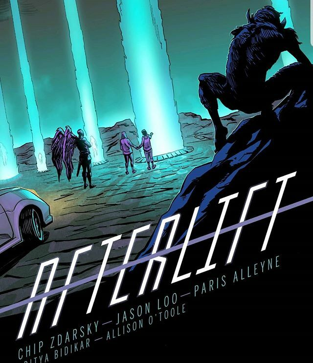 Afterlift is a @comixology original written by Chip Zdarsky. It's really good. It's a crime it doesn't have a wider release. + #webcomics #comics #webcomic #comic #webtoon #comicstrip #art #cartoon #funnycomics #instacomics #drawing #comicart #comicstrips #illustration #mang…pic.twitter.com/1aNmrwlg7b