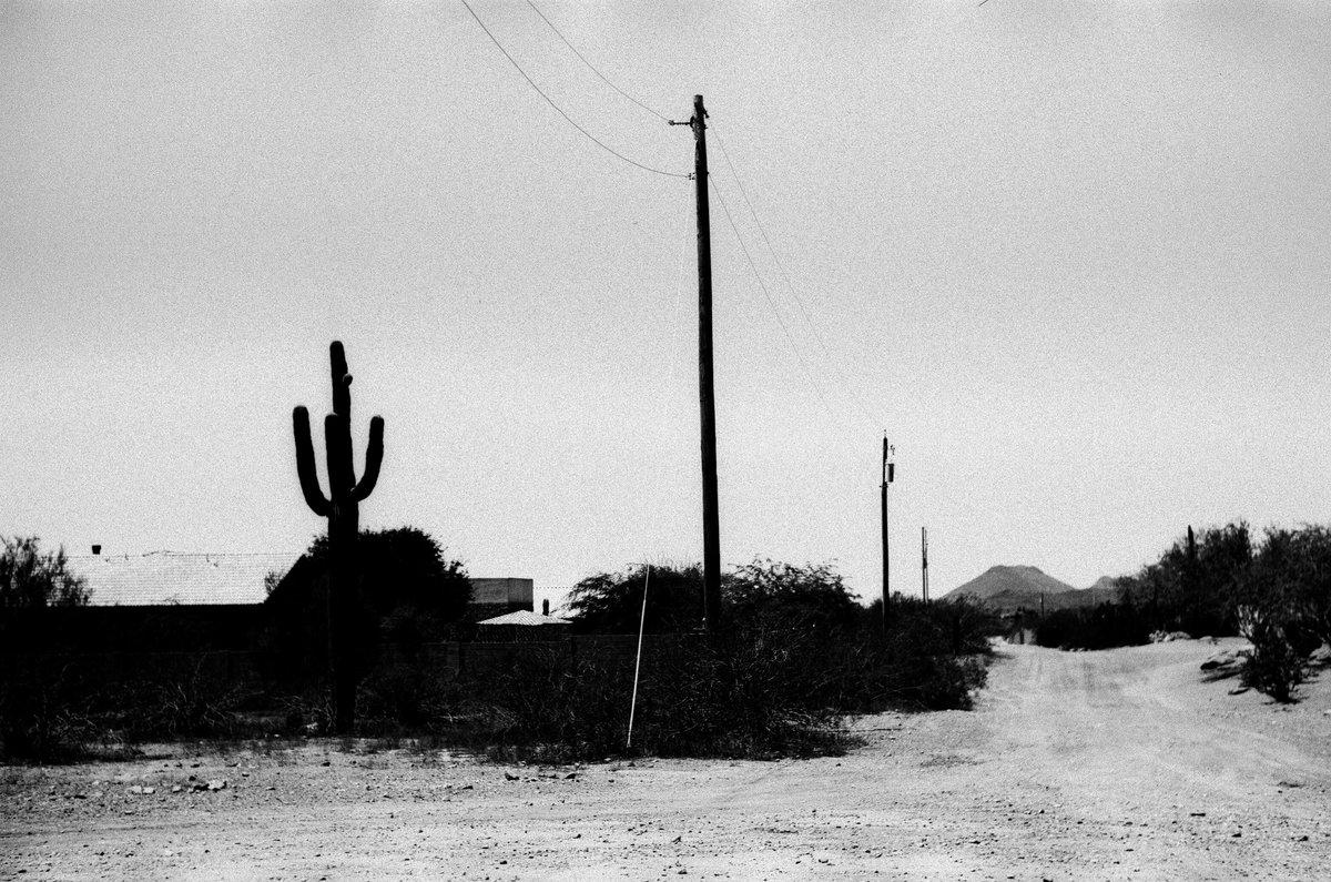 Hello, photography twitter... I have been away inside political twitter for weeks...   Just a random Arizona scene...  Film Ferrania P80 • @OldSchoolLab   #blackandwhite #filmphotographypic.twitter.com/cu96qyzRh0