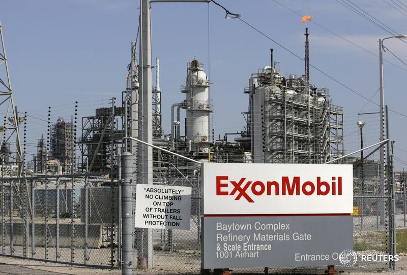 Now that some of the world's biggest investment funds are talking more decisively about climate risk, Exxon Mobil CEO Darren Woods may find that answering to shareholders takes up more of his time, writes @TheRealLSL. https://bit.ly/37cSxF2