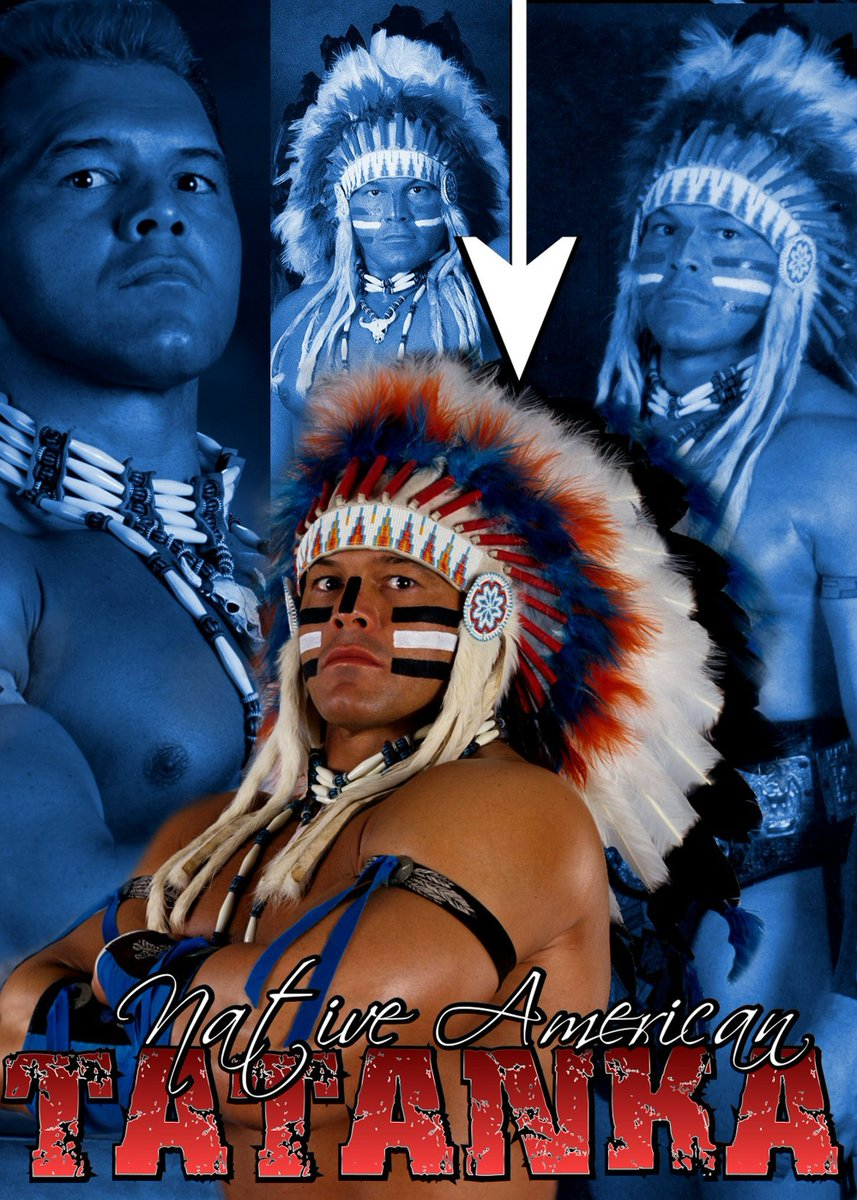 @WWE Legend @NativeTatanka will be appearing during @WrestleMania Weekend at @wrestlecon #Tampa #FL for autograph & pic ops for Big Time Wrestling Sat, April 4th, 2020 from 9 am to 2 pm! @WWEUniverse #WWE #WWEUniverse #NativeAmerican Tatanka