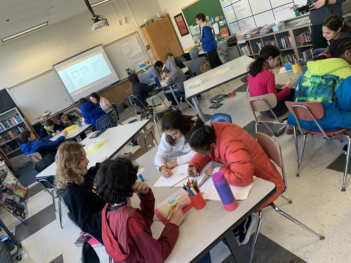 We were mind mapping today in <a target='_blank' href='http://twitter.com/bbsand'>@bbsand</a> and <a target='_blank' href='http://twitter.com/AmyJuengst'>@AmyJuengst</a>'s 6th grade classes.  A lot of cool ideas being creatively organized as they prepare to write their info books! Loved working with you all, and thank  you for having me! <a target='_blank' href='http://twitter.com/DHMiddleAPS'>@DHMiddleAPS</a> <a target='_blank' href='http://twitter.com/APSGifted'>@APSGifted</a> <a target='_blank' href='https://t.co/C82CosJ6jT'>https://t.co/C82CosJ6jT</a>